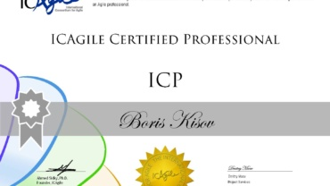 Agile Certified Professional (ICP).