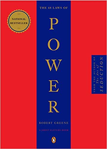 The 48 Laws of Power Paperback by Robert Greene