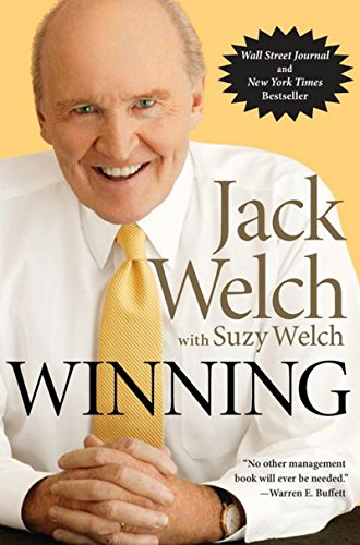 Winning: The Ultimate Business How by Jack Welch