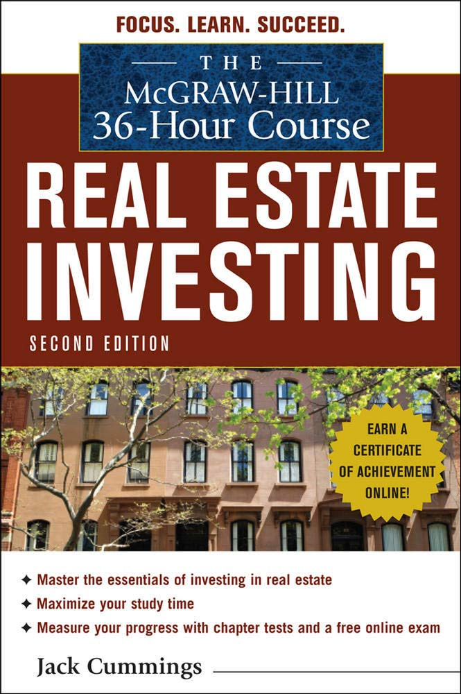 Real Estate Investing (McGraw-Hill 36-Hour Courses) by Jack Cummings