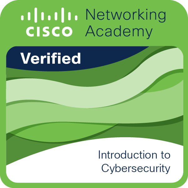 Cisco - Introduction to Cybersecurity